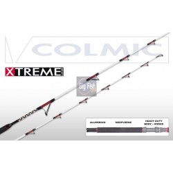 "COLMIC PRO LIGHT WHITE SERIES 7'2"" 20-30 LBS"