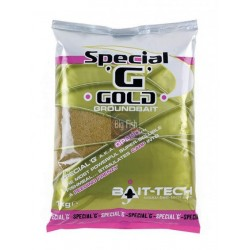 MILO BAI-TECH SPECIAL G GOLD GROUNDBAIT